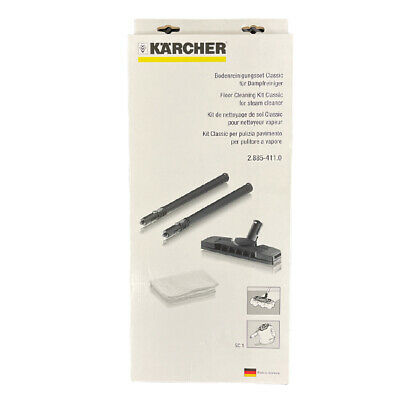 GENUINE KARCHER Floor Kit For SC1 Steam Cleaner (2885411 2.885-411.0)