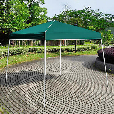 3 x 3 m POP UP FOLDING GAZEBO HEAVY DUTY WEDDING PARTY TENT MARQUEE UK TOP