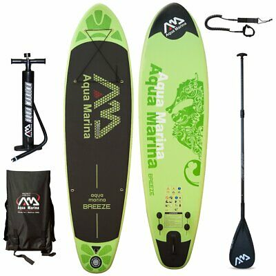 Aqua Marina BRISE SUP gonflable Stand Up Paddle Planche de surf board isup