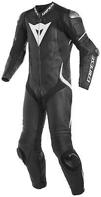 Dainese Laguna Seca 4 1 One Piece Leather Motorcycle Motorbike Suit Perforated