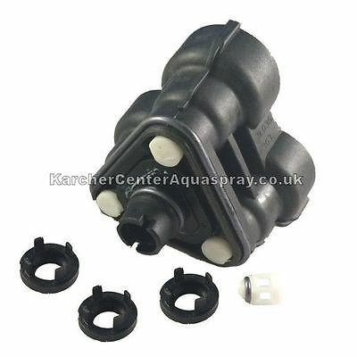 GENUINE KARCHER Cylinder Pump Head (9001215 9.001-215.0)