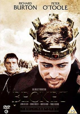 Becket (DVD / RICHARD BURTON / PETER O'TOOLE 1964)