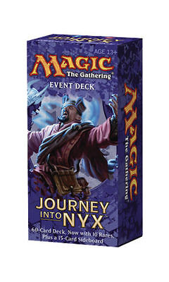 Magic The Gathering Journey into Nyx Event Deck, Wrath of the Mortals MTG