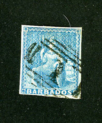 Bahamas Stamps # 6a VF used Scott Value $80.00