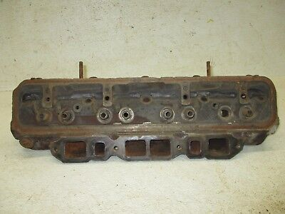 1956 56 BUICK 322 Nailhead Engine Motor Cylinder Head 1168930