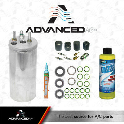 2000-2004  Dodge Dakota L4 V6 /& V8 Gas ONLY AC A//C  Condenser Kit Fits