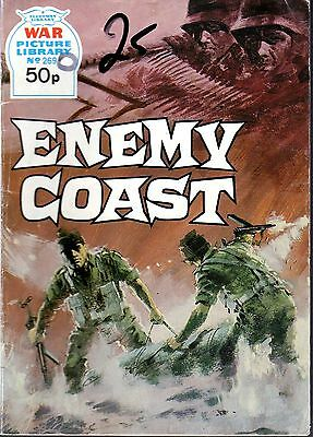 1990  No 269 21597 War  Picture Library  ENEMY COAST