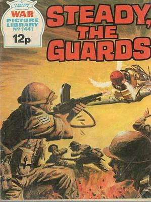 1977  No 1441 33072 War Picture Library  STEADY THE GUARDS
