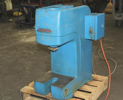 Denison 2-Ton Multi-Press C-Frame hydraulic press