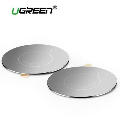 Ugreen Universal Magnetic Disk For Car Phone Holder Matal Plate Iron Sheets for