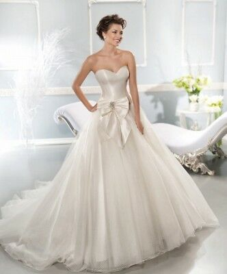Wedding Dress Cosmobella Milano style 7640  NEW