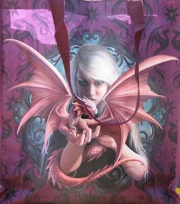 Anne Stokes Collection ~ Dragonkin Shopping Bag / Beach Bag