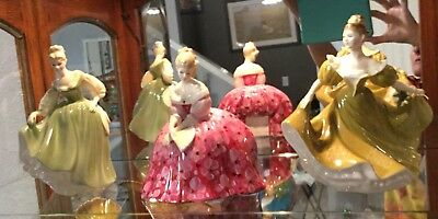 Limited Royal Doulton Figurines