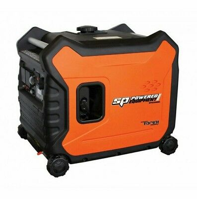 SP Tools SPGi3300E 7hp 3300w 3.3KVA Inverter generator **Electric start**