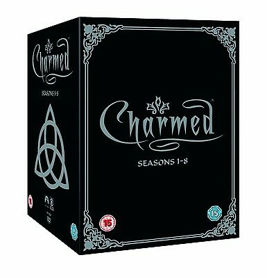 Charmed Complete Series Seasons 1 2 3 4 5 6 7 8 New 48 Dvd Disc Boxset  1-8 R4