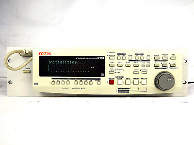 Fostex D-160 Digital Multitrack Recorder (D1000090)