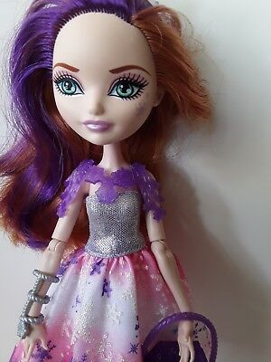 Ever After High Doll Poppy O'Hair Fairest on ice Excellent used condition RARE