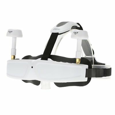 EHANG Ghostdrone 2.0 VR FPV White Headset Goggles Android Compatible Brille NEW