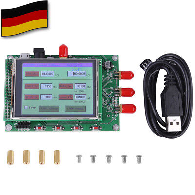 ADF5355 Colour Touch Screen Module VCO Microwave Frequency Synthesizer PLL DE.