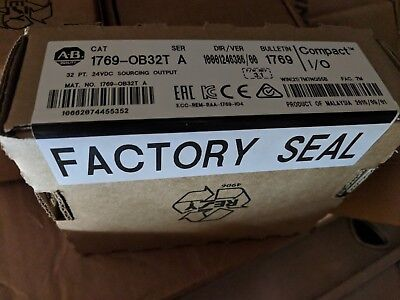 Allen Bradley 1769-OB32T Compact logix output card, New in box.