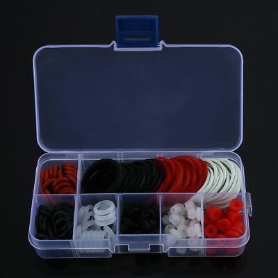 Tattoo Accessories Kit O-Rings Pin Cushions Rubber Bands With Storage Box
