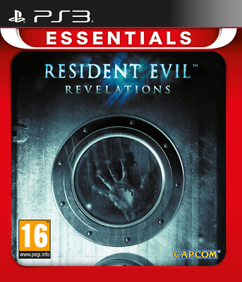 PS3 Resident Evil Revelations Gioco per Playstation 3 Nuovo