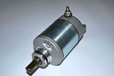Honda Xl125V Varadero Starter Motor  2001 To 2013 New In Stock Uk Seller