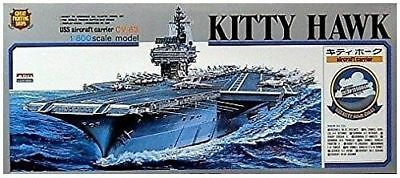 Micro Ace USS Aircraft Carrier No.8 Midway CVA-41 1//800 Scale Plastic Model Kit