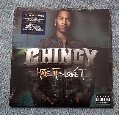 Chingy – Hate It Or Love It 2LP