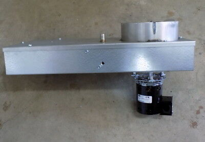 Hobart-Baxter 01-1M5654-00001 INDUCER,DRAFT ASSY-SINGLE