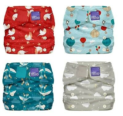 Original Mio Solo All in One Reusable & Washable Baby Nappy Adjustable One Size