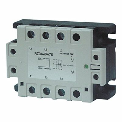 CARLO GAVAZZI, RZ3A60D55, US Authorized Distributor