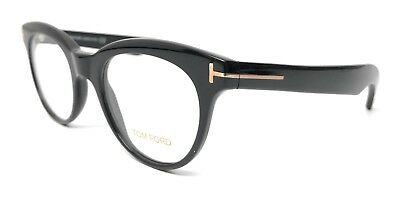 8df3eebba11 TOM FORD TF5378 001 49Mm Black Eyeglasses Tf 5378 With A Brand Case ...