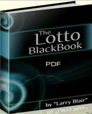 The Lotto BlackBook: How to Win The Lottery - Secrets Revealed PDF eBook