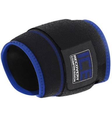 Shock Doctor Ice Compression Cold Therapy Wrap Wrist Arms Shins Leg  Small # 747