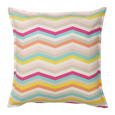 Cushion cover SOMMAR 2018 Zigzag pattern/multicolour 50 X 50 cm