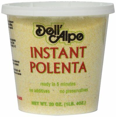 Dell' Alpe Instant Polenta 20-Ounce