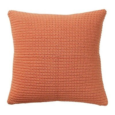 Cushion cover SOTHOLMEN orange 50 X 50 cm