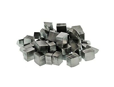 Bismuth Metal 1 Inch 25.4mm Density Cube 99.95% Pure for Element Collection