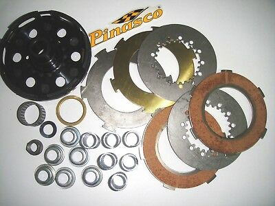 25090500 Pinasco Embrayage Power Clutch 6 Ressorts Vespa 125