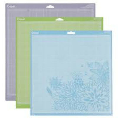 Cricut Cutting Mat, 12 by 12-Inch, variety 3 pack