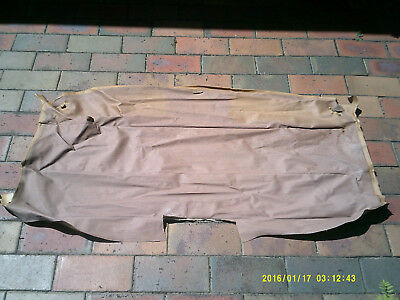 holden hq hj hx hz wb roof lining ute 1tonner torn good template ?