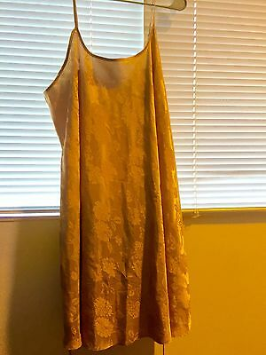 Vintage Intimates By Lane Bryant Night Gown Sexy Size 22/24