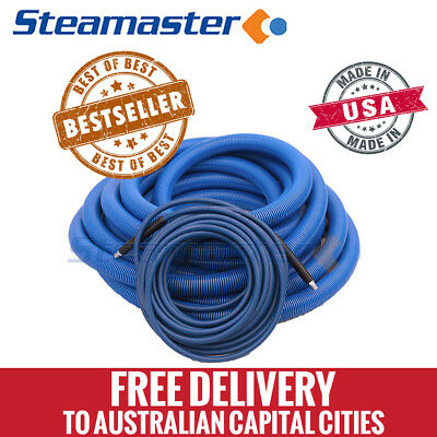 "1-1 2"" inch 51mm Vacuum Solution Hose 15m carpet cleaning equipment extractor"