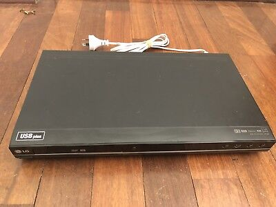 Lg Dr389 Dvd Recorder  Plug Vcr In And Copy Vhs To Dvd