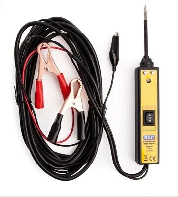 Sealey ppx Car Auto Automotive Circuit Electrical Test Probe Tester Plus 6-24V