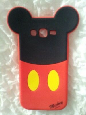 Es- Phonecaseonline Cover Mickey For Samsung Galaxy Grand 2 G7106