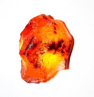 GGL Certified 100% Natural Earth Mined 232.0 CT Carnelian Rough Gemstone