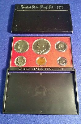 1975 US Proof Set in Original Mint Packaging - FREE SHIPPING