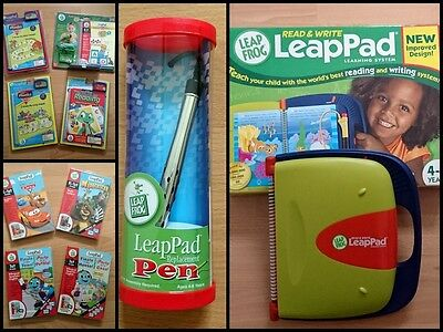 Leap Pad Learning System - umfangreiches Set